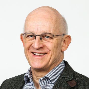 Hans Peter Locher - Präsident