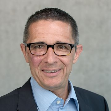 Stephan Loretan - Vizepräsident